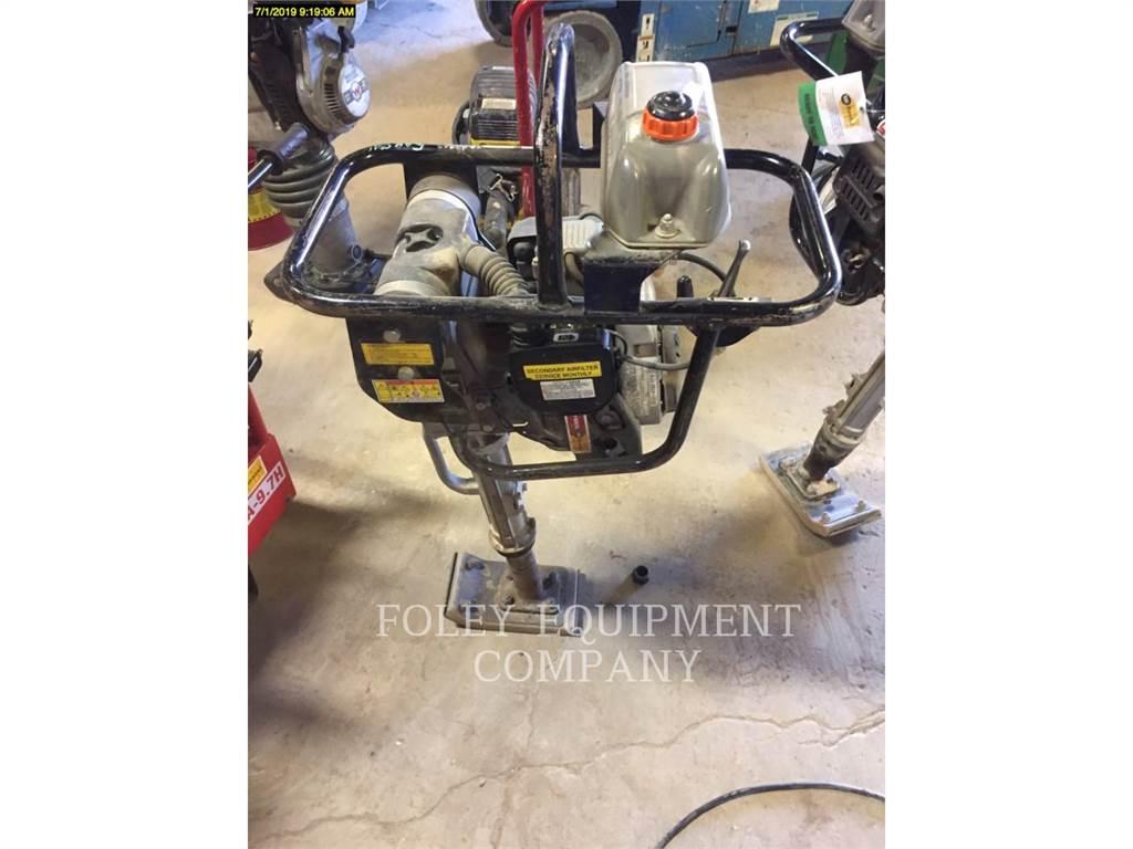 MultiQuip MTR40SF, Compactors, Construction