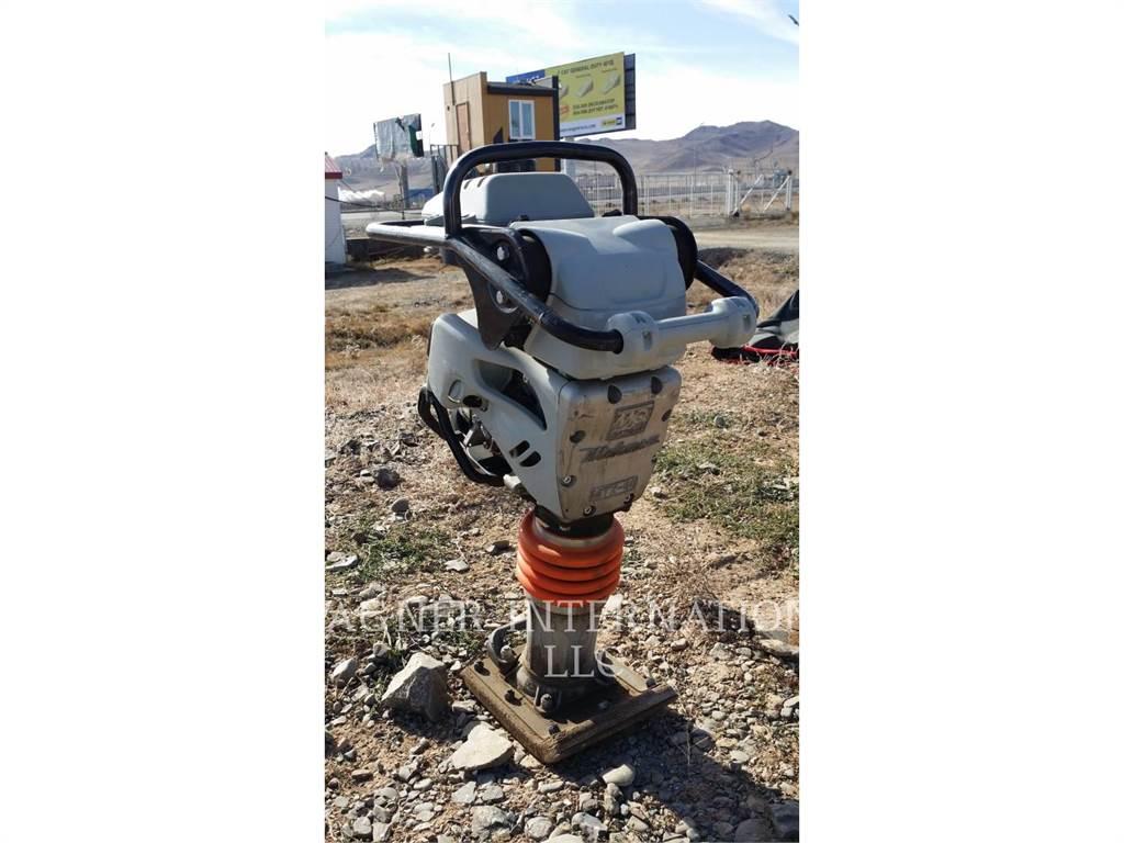 MultiQuip MTX 60 HD, Compacteurs de déchets, Équipement De Construction