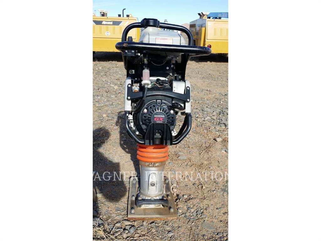MultiQuip MTX 60 HD, Compactadoras de residuos, Construcción