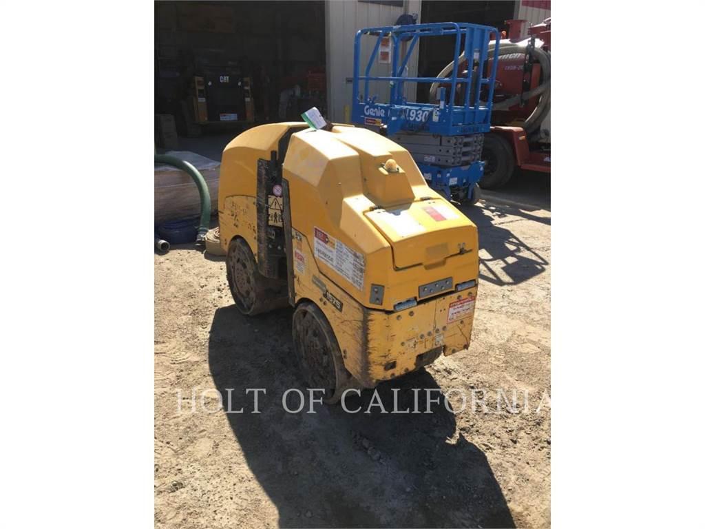 MultiQuip ROLLER W/B, Verdichter, Bau-Und Bergbauausrüstung