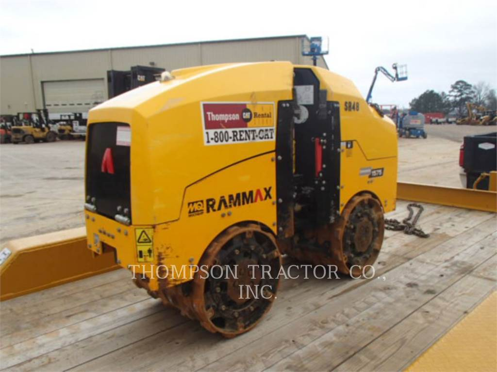 MultiQuip RX1575MQ, Trenchers, Construction