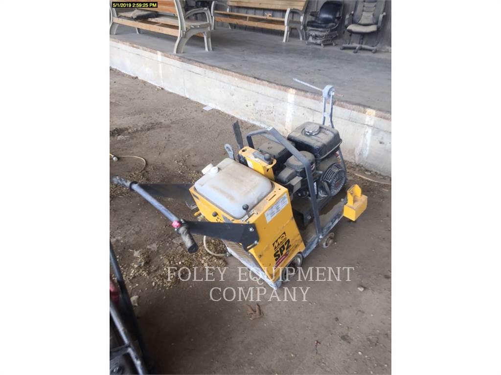 MultiQuip SP2S13H20A, betonuitrusting, Bouw
