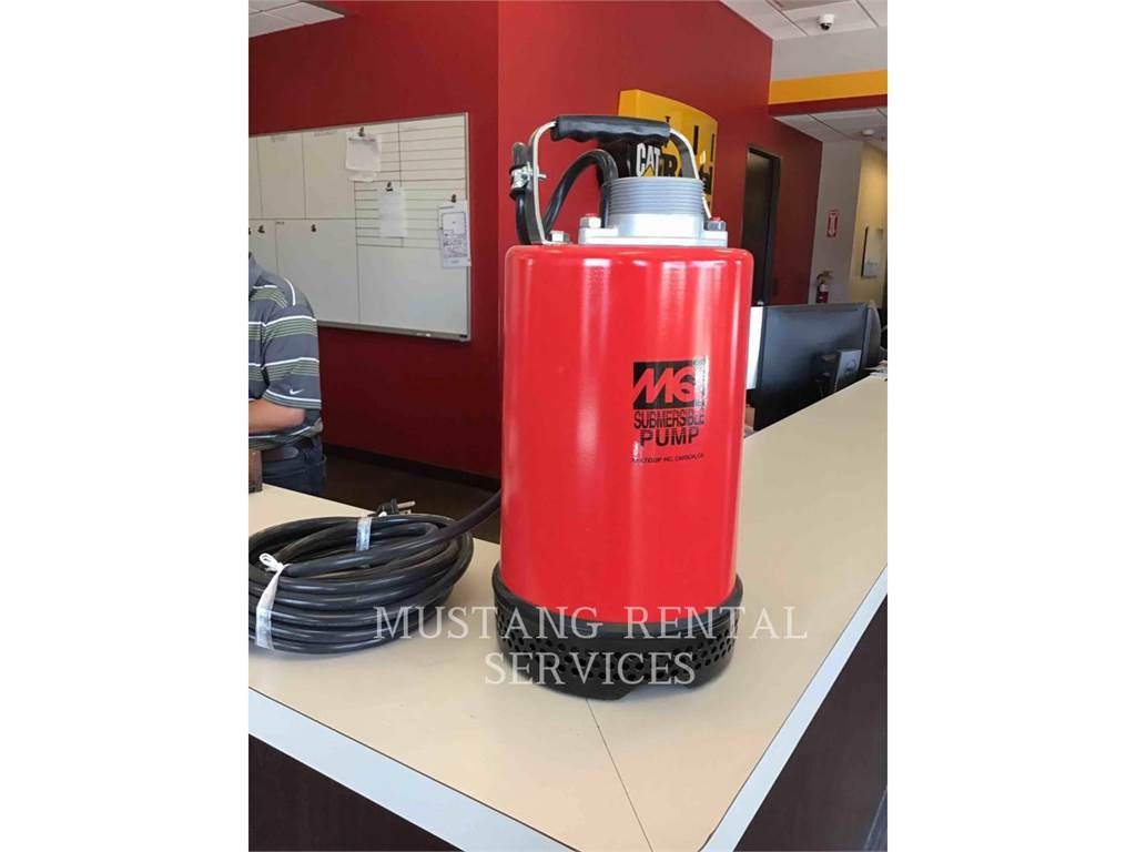 MultiQuip ST2037, Pompa idraulica, Attrezzature Da Costruzione