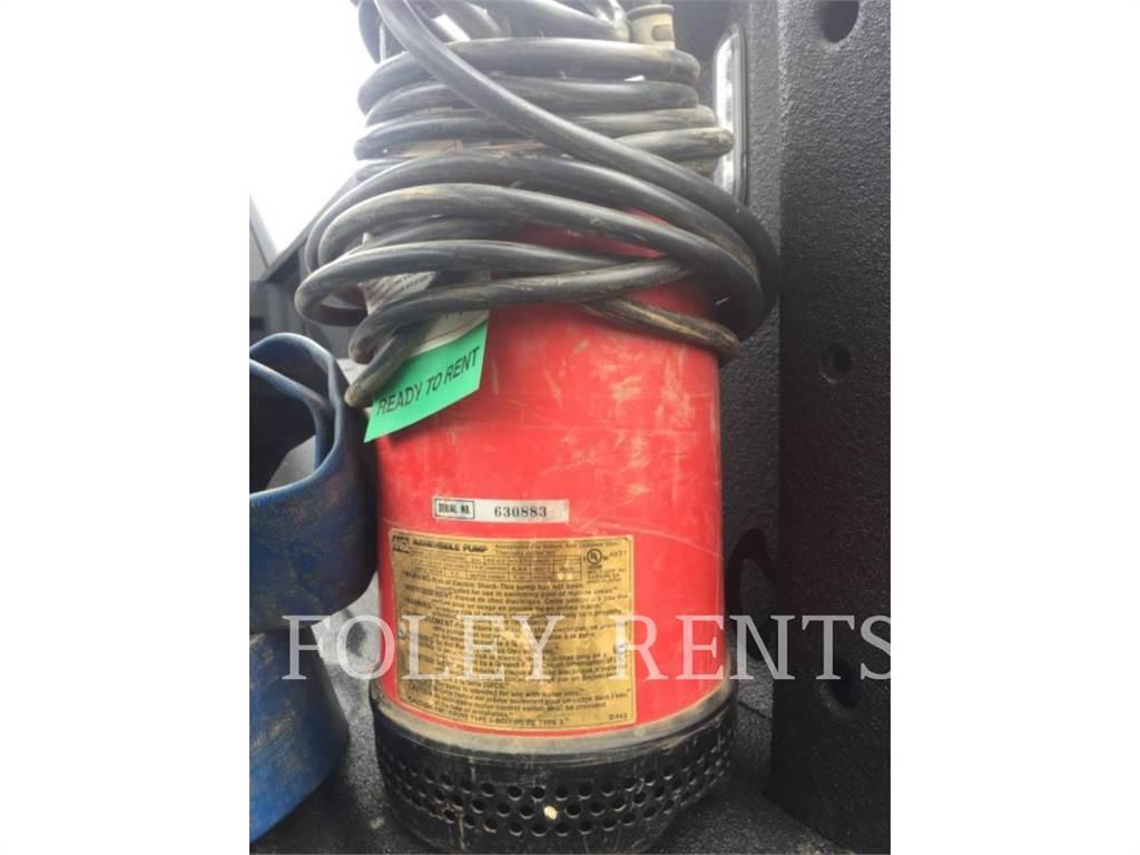 MultiQuip ST2037, Pompa de apa, Constructii