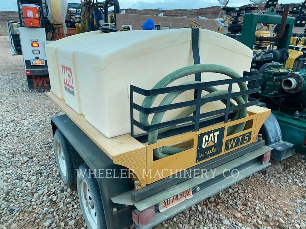 MultiQuip WT 500 TL, trailers, Transport