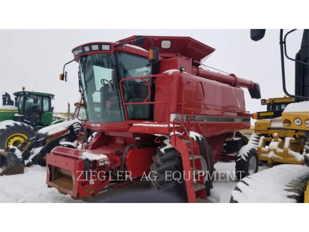 New Holland 2166, combines, Agriculture