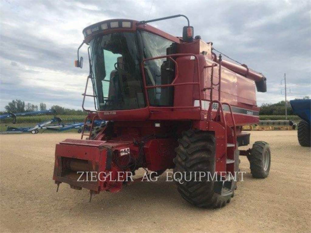 New Holland 2366, combines, Agriculture