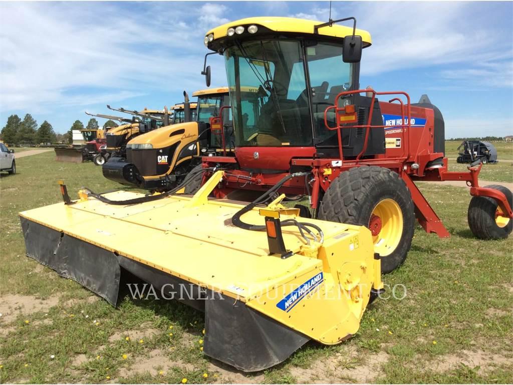 New Holland 240, echipamente agricole pentru cosit, Agricultură