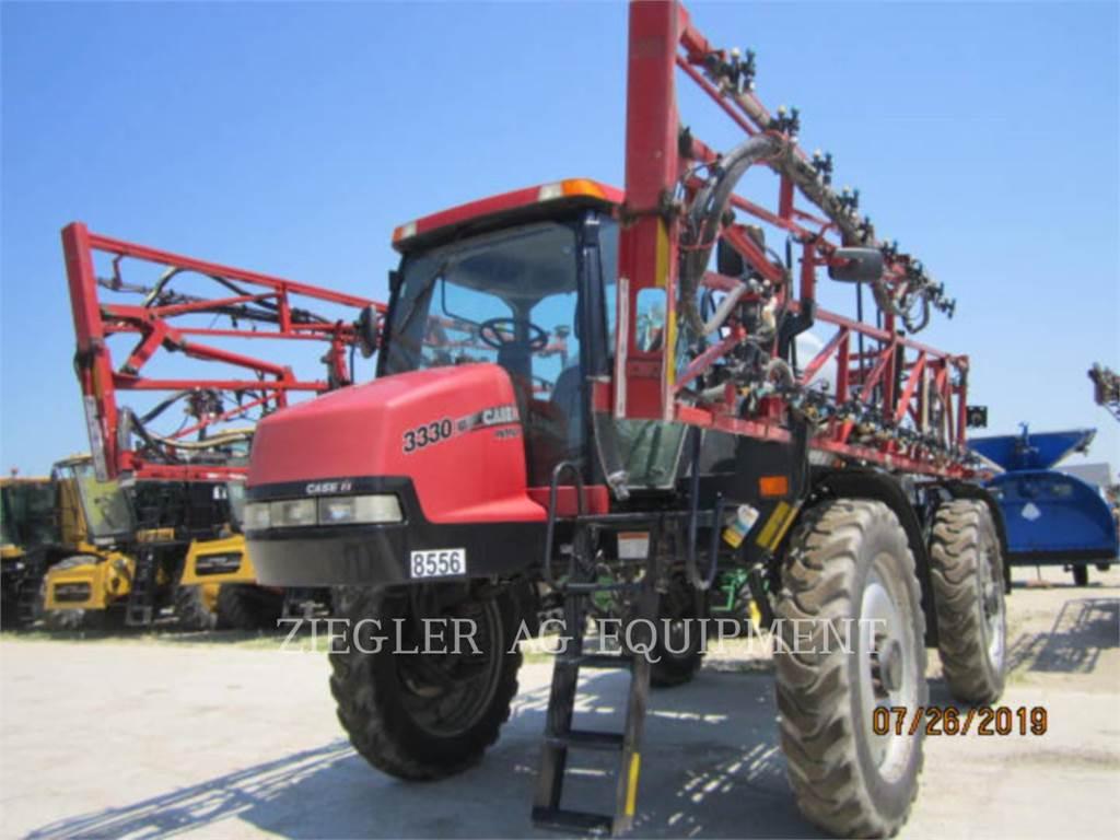 New Holland 3330, pulverizator, Agricultură