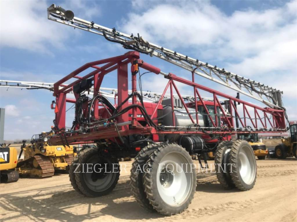 New Holland 4420, sprayer, Agriculture
