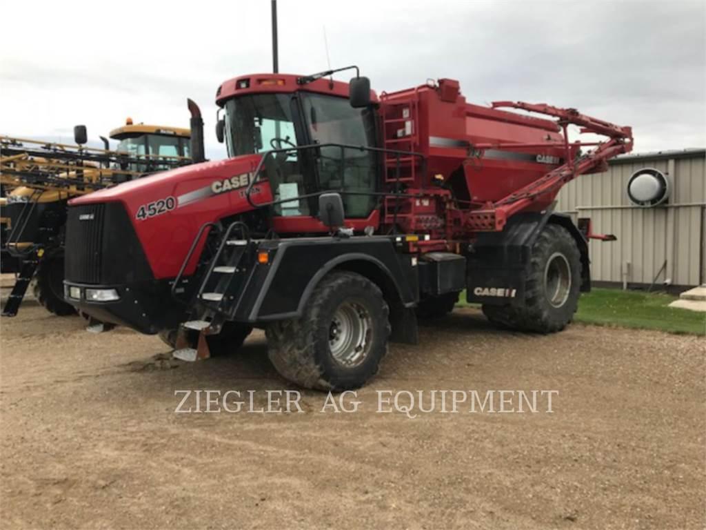 New Holland 4520, Espalhadores de minério, Agricultura