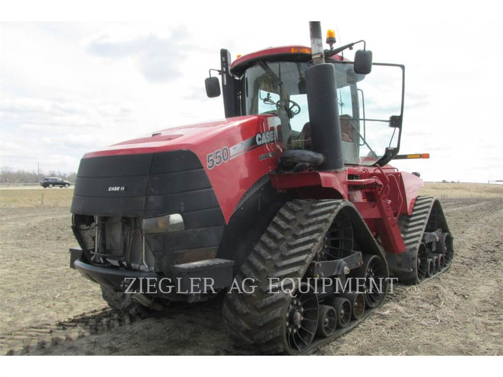 New Holland 550QT, tracteurs agricoles, Agricole