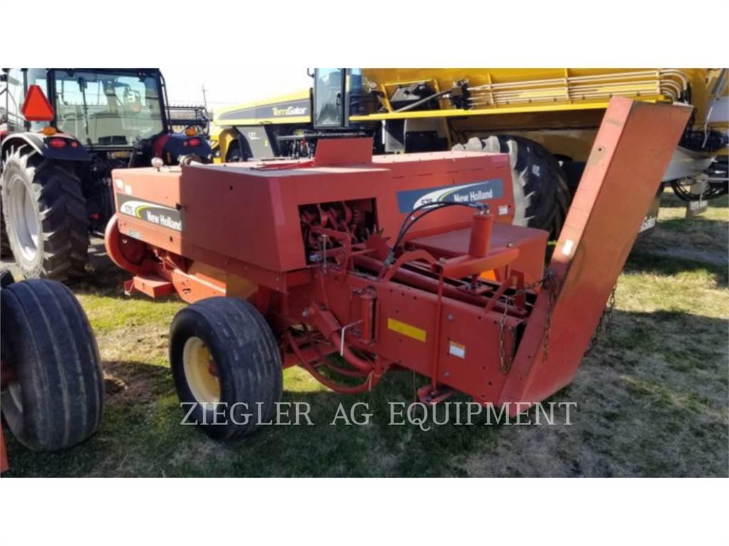 New Holland 575, materiels agricoles pour le foin, Agricole