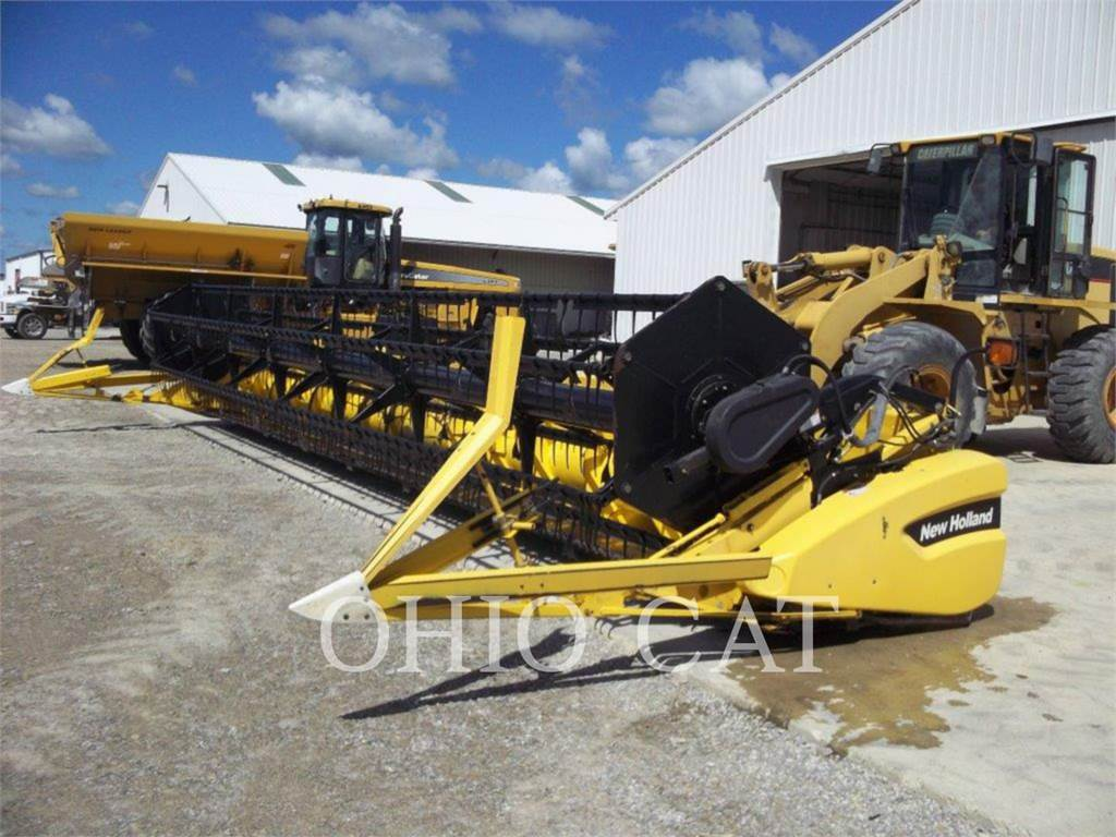 New Holland 74C, combines, Agriculture