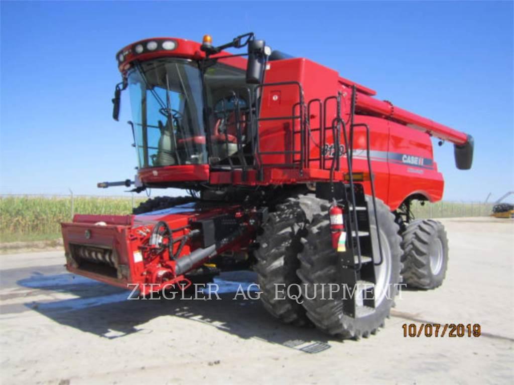 New Holland 8120, combinés, Agricole