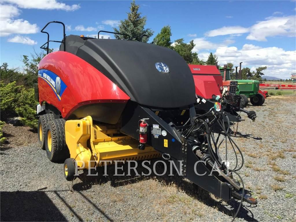 New Holland BB340, macchine agricole da fieno, Agricoltura