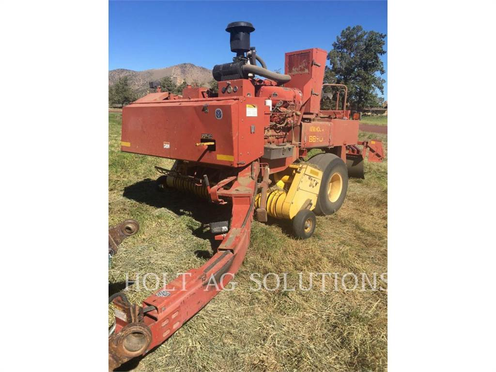 New Holland BB900, hay equipment, Agriculture