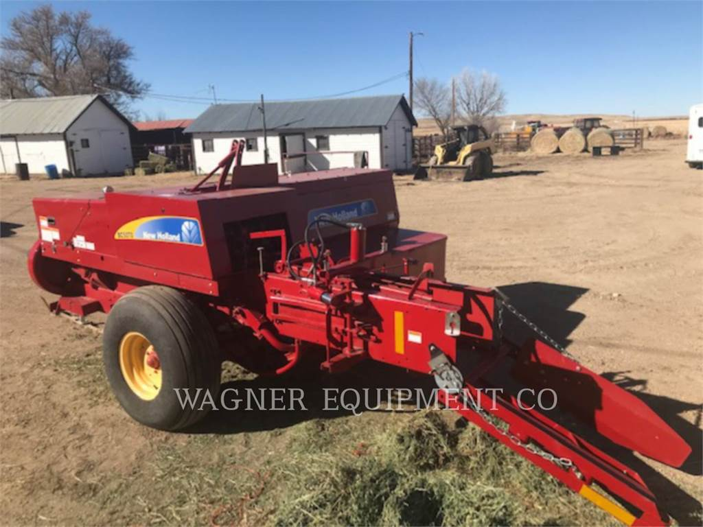 New Holland BC5070, hay equipment, Agriculture