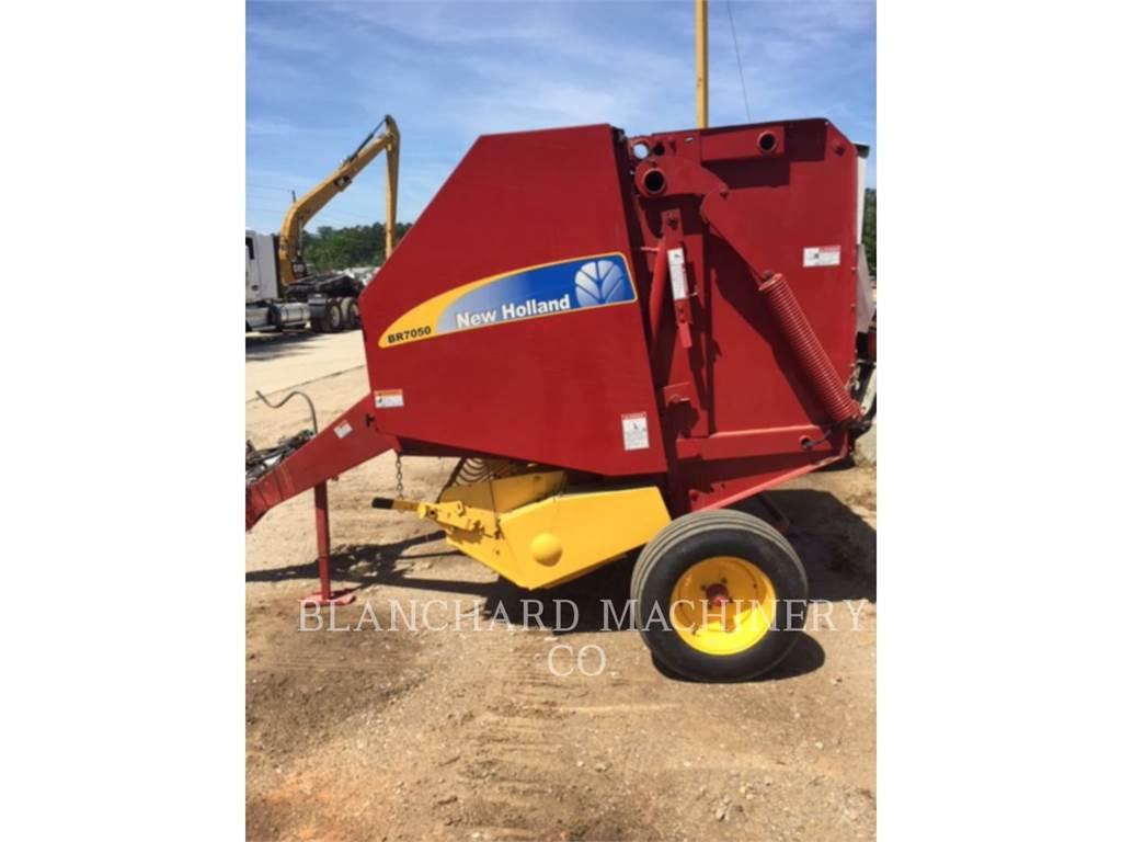 New Holland BR7050, с/х сеноуборочное оборудование, Сельское хозяйство