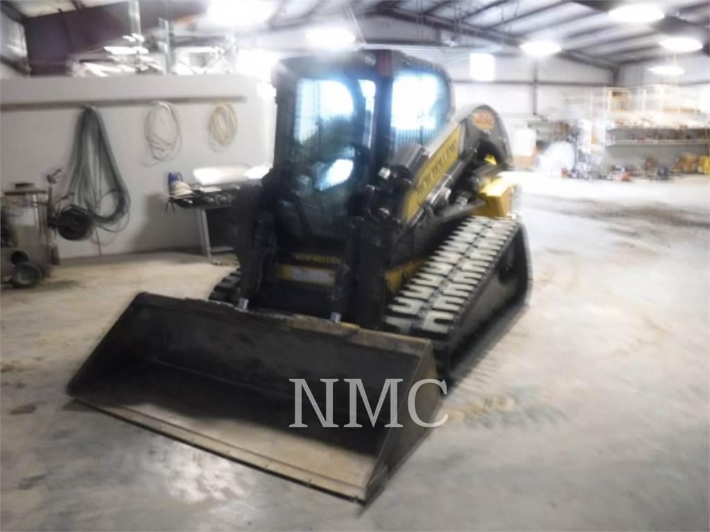 New Holland C232_NH, Mini ładowarki, Sprzęt budowlany