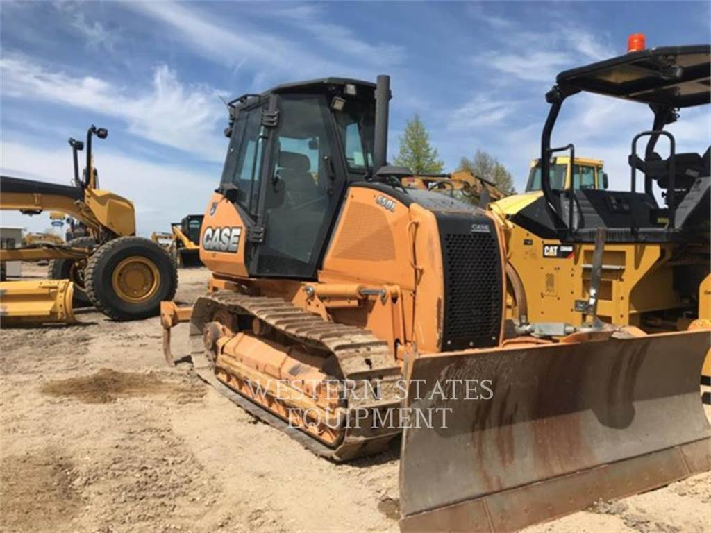 New Holland CASE 650, Dozers, Construction
