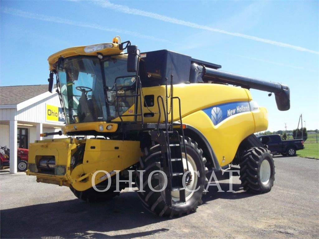 New Holland CR9040, combines, Agriculture
