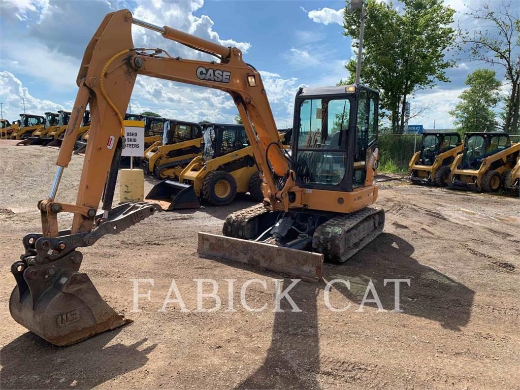 New Holland CX550, Crawler Excavators, Construction