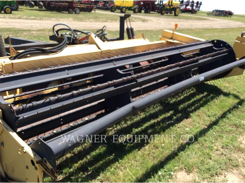 New Holland DYMAX 2324, Głowice ścinkowe, Maszyny rolnicze