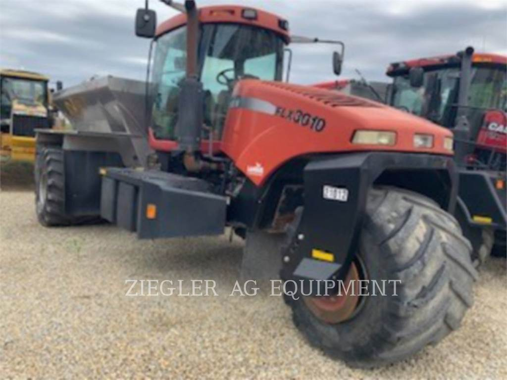 New Holland FLX3010, Spargiminerale, Agricoltura