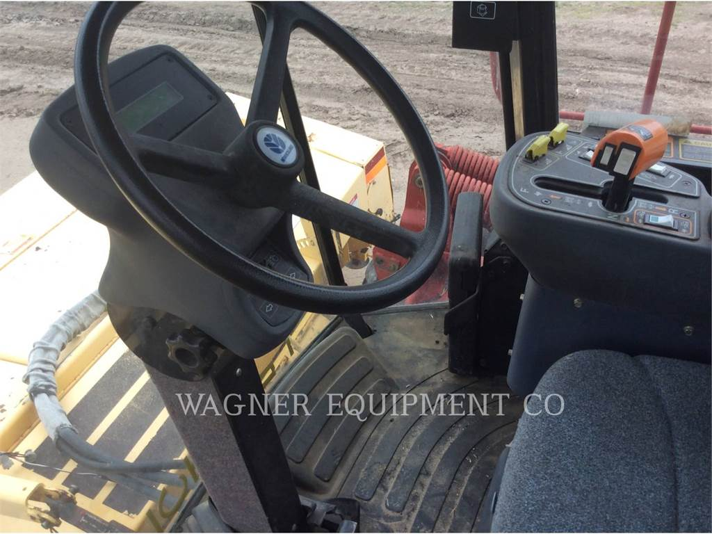 New Holland HW340, hay equipment, Agriculture