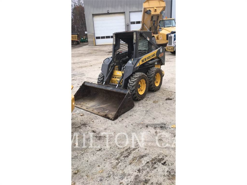 New Holland LS150, Skid Steer Loaders, Construction