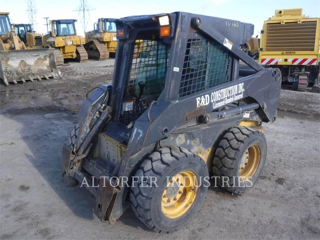 New Holland LS170, Chargeuse compacte, Équipement De Construction