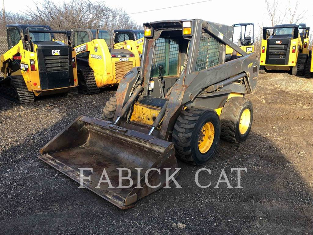 New Holland LS185B, Skid Steer Loaders, Construction
