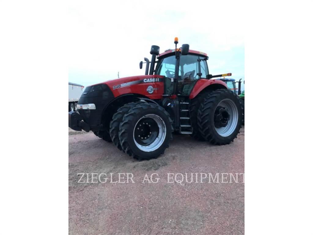 New Holland MAGNUM340, с/х тракторы, Сельское хозяйство