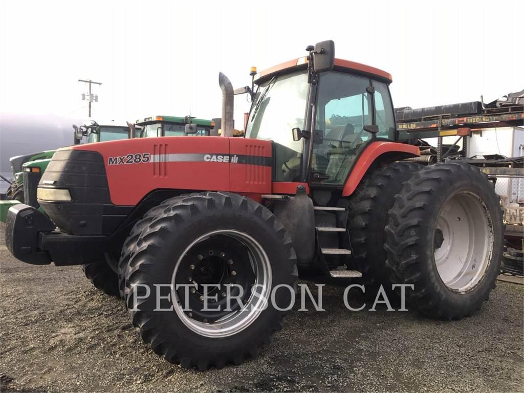 New Holland MX285, tratores agrícolas, Agricultura