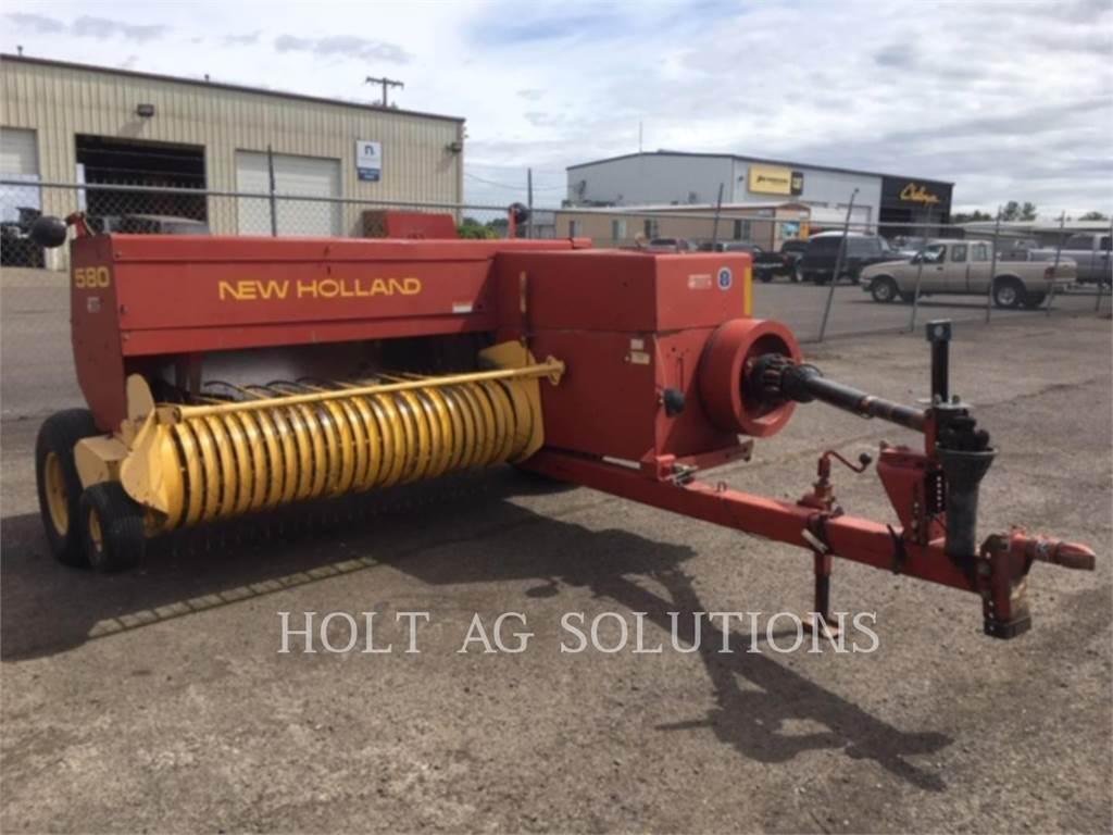 New Holland NH580, macchine agricole da fieno, Agricoltura