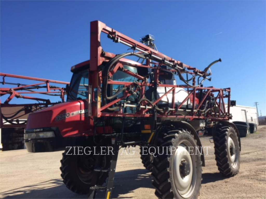 New Holland SPX3320, sprayer, Agriculture