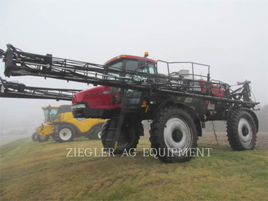 New Holland SPX3320, pulverizator, Agricultură