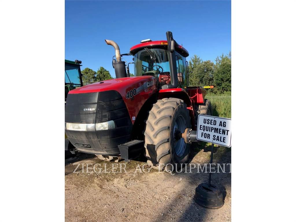 New Holland STEIGER400, trattori agricoli, Agricoltura