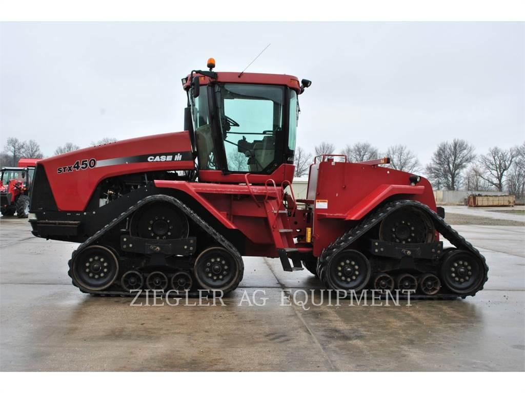 New Holland STX450Q, tractors, Agriculture