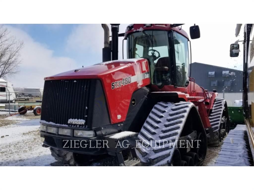 New Holland STX480Q, tractoare agricole, Agricultură