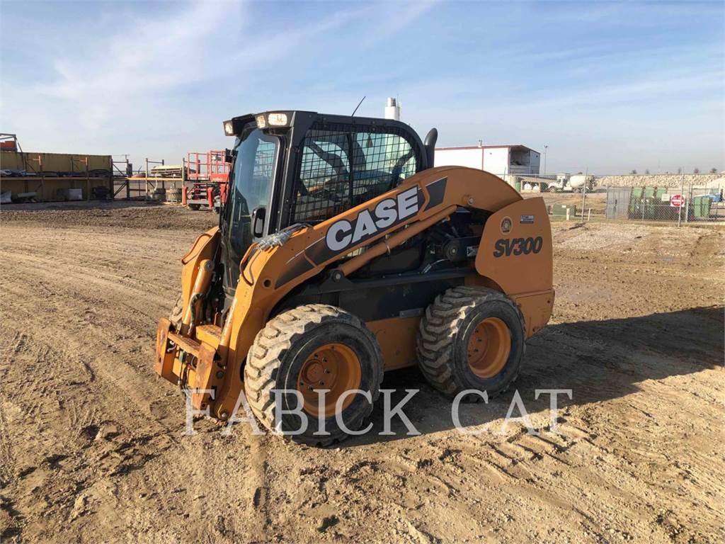 New Holland SV300, Skid Steer Loaders, Construction