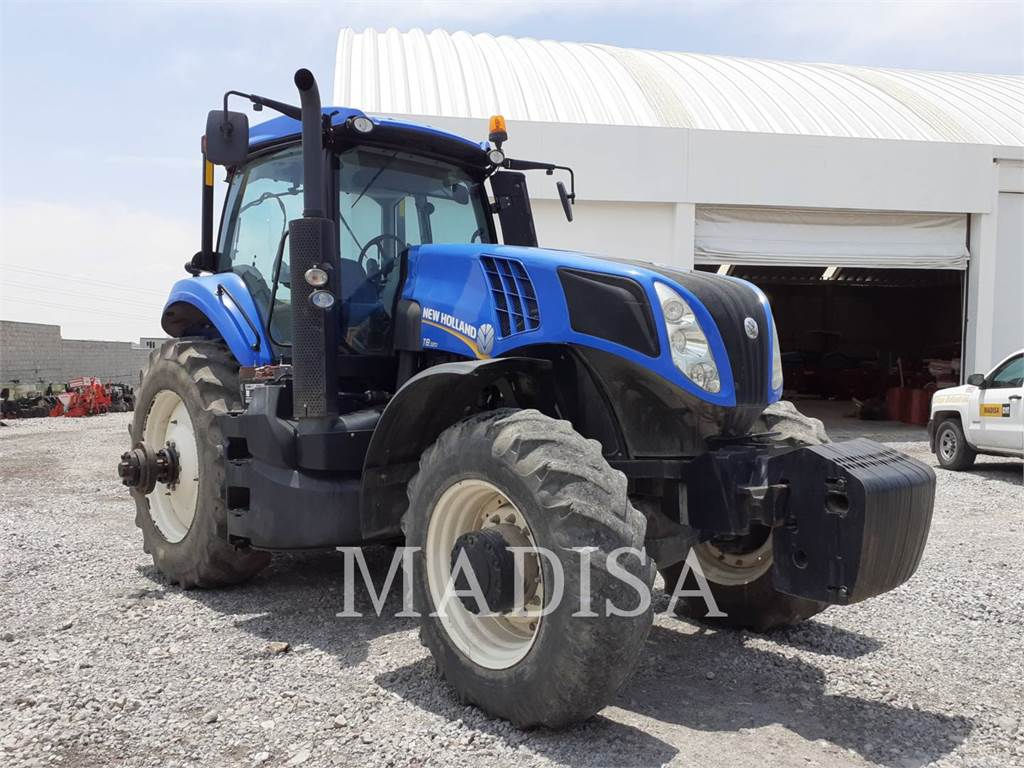 New Holland T8.320, tractors, Agriculture