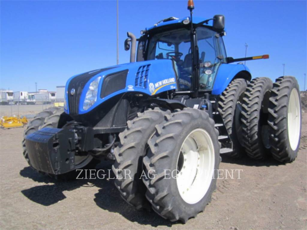 New Holland T8.360, tratores agrícolas, Agricultura