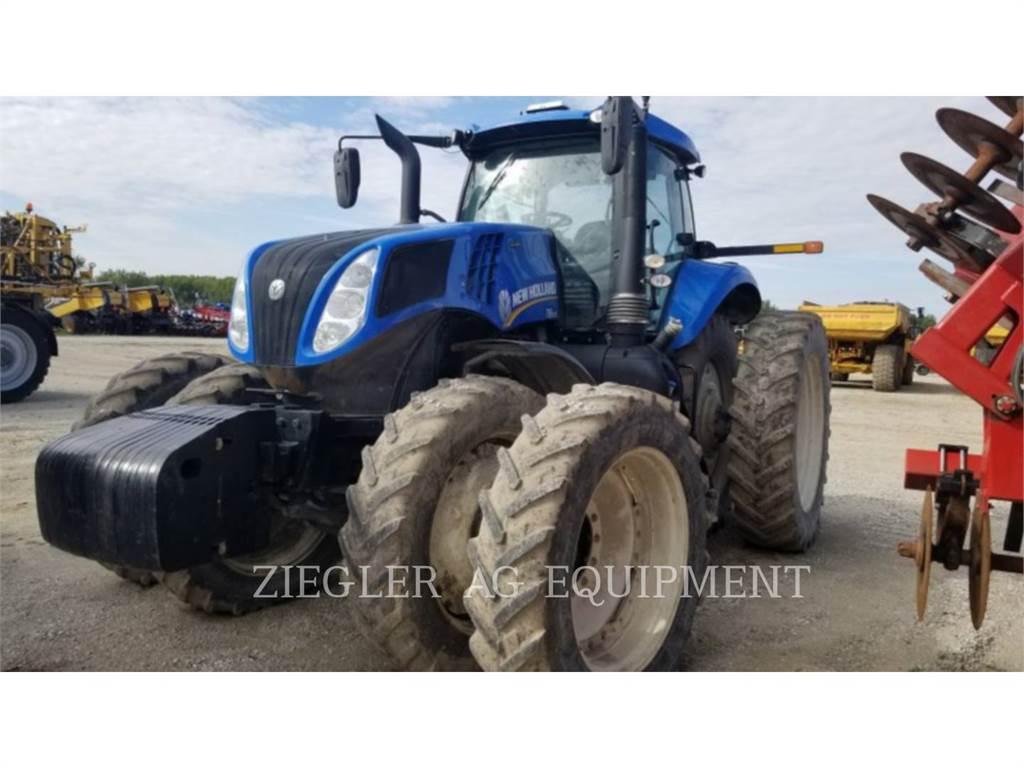 New Holland T8.435, tractoare agricole, Agricultură