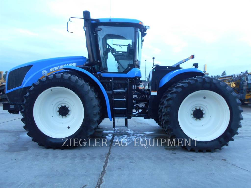 New Holland T9.390, tractors, Agriculture
