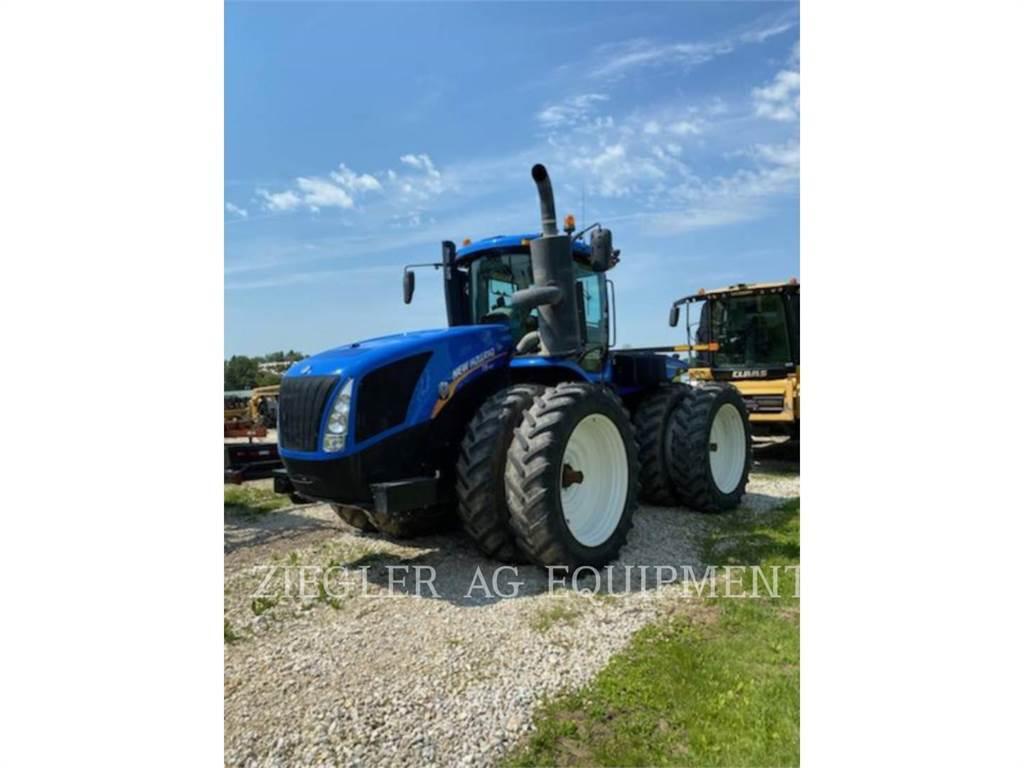 New Holland T9.480, landwirtschaftstraktoren, Landmaschinen