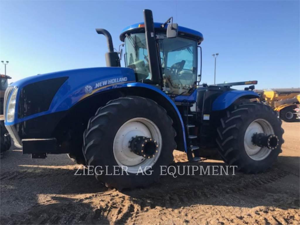 New Holland T9.505, tractoare agricole, Agricultură