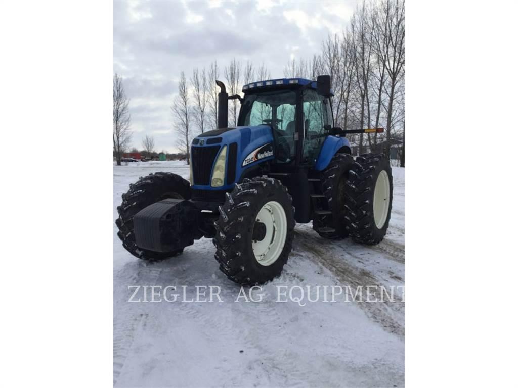 New Holland TG245, tractoare agricole, Agricultură