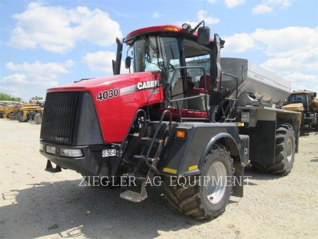 New Holland TITAN4030, Spargiminerale, Agricoltura
